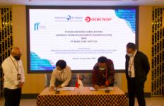 Percepat PEN, LPEI Teken Program Jaminah dengan Bank OCBC NISP - JPNN.com