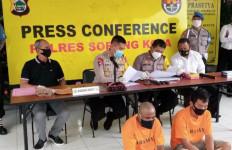 Pemuda Nekat Curi Senjata Milik Anggota TNI Akhirnya Dibekuk, Lihat Tuh Tampangnya - JPNN.com