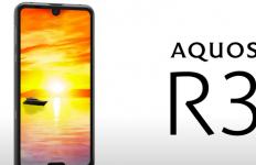 Ponsel Sharp Aquos R3: Tahan Banting, Kena Air? Enggak Masalah - JPNN.com