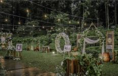 Keren, Outdoor Wedding di Wana Wisata Baturraden, Dijamin Tak Terlupakan - JPNN.com