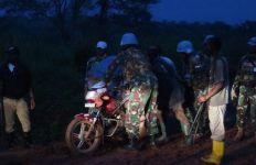 Satgas TNI Selamatkan Empat Warga Sipil dari Perampok Bersenjata di Kongo - JPNN.com