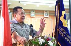Ketua MPR Ajak Pemerintah dan Masyarakat Bahu Membahu Atasi Bencana Alam - JPNN.com