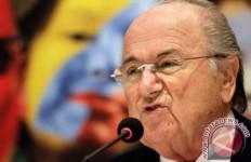 FIFA Gugat Sepp Blatter Terkait Keuangan Museum - JPNN.com
