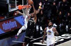 NBA Bergulir, Brooklyn Nets Memukau, LA Lakers Tumbang - JPNN.com