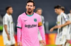 Julukan Puyol Pada Messi yang Lampaui Rekor Pele - JPNN.com
