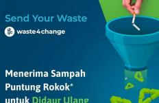 Sampoerna dan Waste4Change Berkolaborasi Daur Ulang Puntung Rokok - JPNN.com