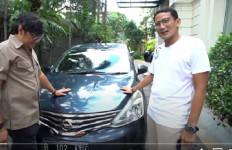 Didapuk jadi Menparekraf, Sandiaga Uno Tetap Suka dengan Mobil Ini - JPNN.com