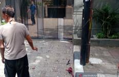 Ledakan di Dekat Kantor KAMI, 2 Pria Tak Dikenal Sempat Mondar-mandir - JPNN.com