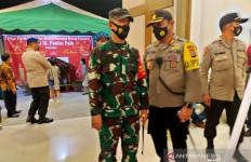 Polres Palu Kerahkan Setengah Kekuatan Demi Pengamanan Kebaktian dan Misa Natal - JPNN.com