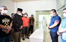 Bupati Thoriq Husler Meninggal, Nurdin Abdullah Kenang Jasa-jasanya - JPNN.com