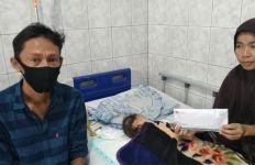 Bocah 2 Tahun Terpeleset Masuk ke Tempat Kuah Soto, Luka Bakar 60 Persen - JPNN.com