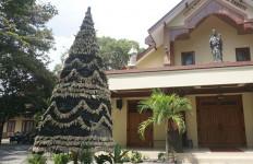 Menyingkap Filosofi Pohon Natal dari Ribuan Bonggol Jagung di Klaten - JPNN.com