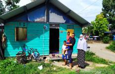 16 Tahun Tsunami Aceh, Begini Kondisi Rian bersama Istri dan 2 Anaknya - JPNN.com