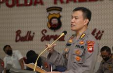 3 Juta Orang Kena Sanksi dalam Operasi Penanganan COVID-19 Polda Kalbar - JPNN.com