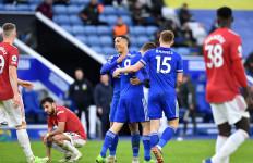 Bruno Fernandes Bersinar, Sayang MU Gagal Taklukkan Leicester - JPNN.com