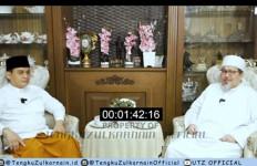Ustaz Tengku Zul & Anak Buah Prabowo Komentari Penutupan Rest Area KM 50 Tol Jakarta-Cikampek - JPNN.com
