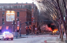 Ini Ucapan Terakhir Pelaku Ledakan Nashville Sebelum Beraksi saat Natal - JPNN.com