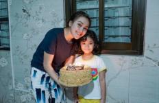 Bilqis Sudah Berusia 7 Tahun, Ayu Ting Ting Ucapkan Terima Kasih - JPNN.com