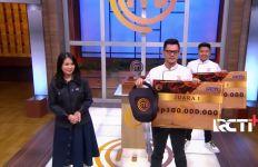Kalahkan Audrey, Jerry Jadi Juara MasterChef Indonesia - JPNN.com