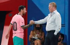 Messi Ragukan Masa Depan di Barca, Tetapi Bukan Lirik City - JPNN.com