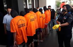 MA dan IDP Juga Tertangkap, Peran Keduanya Mengayunkan Celurit - JPNN.com