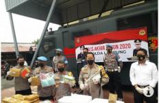 Polisi Bermasalah di Lampung 352 Orang, yang Dipecat Sebegini, Memalukan - JPNN.com