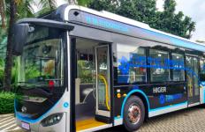 Higer Sediakan Bus Listrik dengan Kapasitas Baterai Terbesar - JPNN.com