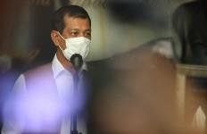 Doni Monardo: Terjadi Penurunan Angka Kasus AktifCovid-19 - JPNN.com