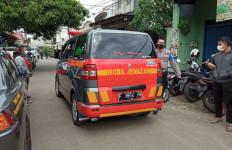 Terdengar Suara Tembakan dan Teriakan dari Rumah Anggota Polisi di Depok, Innalillahi - JPNN.com