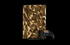 PlayStation 5 Berbalut Emas Murni Dijual, Harganya Wow Banget - JPNN.com