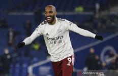 Arsenal Lanjutkan Momen Positif, Dua Jempol Untuk Lacazette - JPNN.com