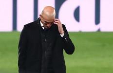 Zidane Kesal Real Melempem! - JPNN.com