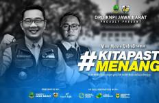 Indeks Pembangunan Pemuda Jabar Meroket, KNPI Beri Penghargaan kepada Ridwan Kamil - JPNN.com