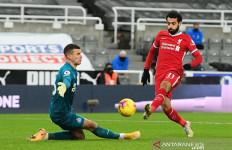 Liverpool Mandul di Kandang Newcastle United - JPNN.com