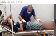 Pulang dari Alun-alun Remaja 13 Tahun Banjir Darah - JPNN.com