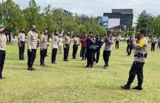 Selamat, 1.014 Polisi di Kalteng Naik Pangkat, Nih Perinciannya - JPNN.com