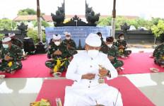 Sambut Tahun Baru 2021, Laksda Sudihartawan Ajak Prajurit dan PNS Koarmada II Lakukan Ini - JPNN.com