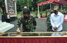 Sah, Marsekal Hadi Resmikan Sarana Prasarana Koopssus TNI - JPNN.com
