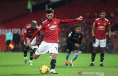 Bekuk Aston Villa, United Awali 2021 Dengan Tren Positif - JPNN.com