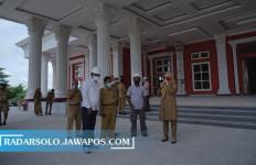 Pembangunan Grha Megawati Telan Anggaran Puluhan Miliar Rupiah, Sri Mulyani: Ini Bentuk Cinta Kami - JPNN.com