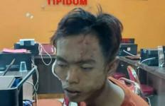 Coba Kabur Saat Ditangkap, Penjambret Ini Tak Diberi Ampun, Ditembak Dua Kali di Kaki - JPNN.com