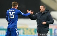 Rodgers Bangga Leicester Bongkar Pertahanan Klub yang Gagal Ditembus Liverpool - JPNN.com