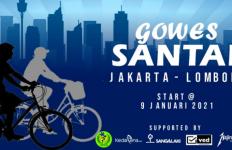Bergerak untuk Lawan Covid-19, 4 Pesepeda ini Bakal Gowes Jakarta-Lombok - JPNN.com