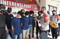 3 Orang Tertangkap, Kombes Arie Langsung Memarahi Mereka: Kamu Kerja! - JPNN.com