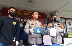 Andrew, Muhammad Dicky dan Nano Ditangkap di Jakarta Timur - JPNN.com