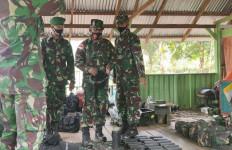 7 Personel TNI Dipimpin Kapten Inf Beben Bima Terjun Langsung ke Pos, Ada Apa? - JPNN.com