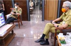Ganjar Usulkan GeNose C19 pada Presiden Jokowi - JPNN.com