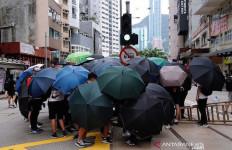 Pengacara Asal AS Ditangkap di Hong Kong, Ada Apa? - JPNN.com
