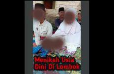 Video Viral Akad Pernikahan Anak di Bawah Umur Bikin Heboh Warganet, Live di Facebook - JPNN.com