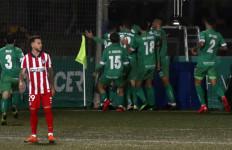Diwarnai Kartu Merah, Cornella Singkirkan Atletico Madrid - JPNN.com